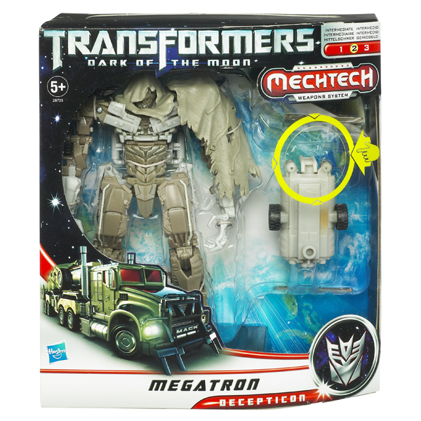 Transformers Mechtech Voyager