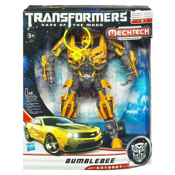 Transformers Mechtech Leader