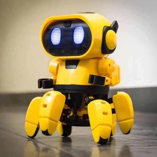 Tobbie Robot IA