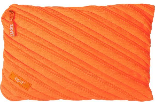 Penar tip borseta ZipIt 23x2x15 cm Neon Jumbo peach