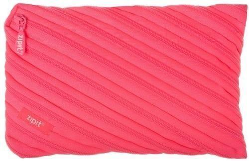 Penar tip borseta ZipIt 23x2x15 cm Neon Jumbo roz