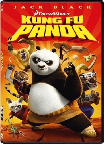 KUNG FU PANDA 1 - KUNG FU PANDA 1