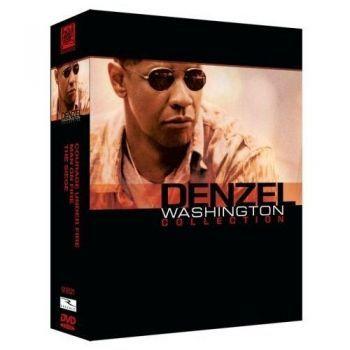 DENZEL WASHINGTON COLLECTION (PACHET 3 DISCURI) - DENZEL WASHINGTON COLLECTION (BOX SET: 3 DISCS)