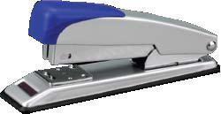 zzCapsator EAGLE 204 albastru, capse 24/6