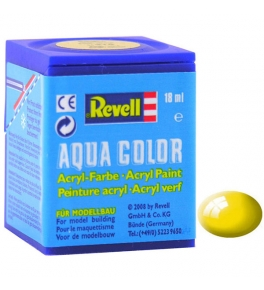 Vopsea Mach. Aqua Yellow Gloss