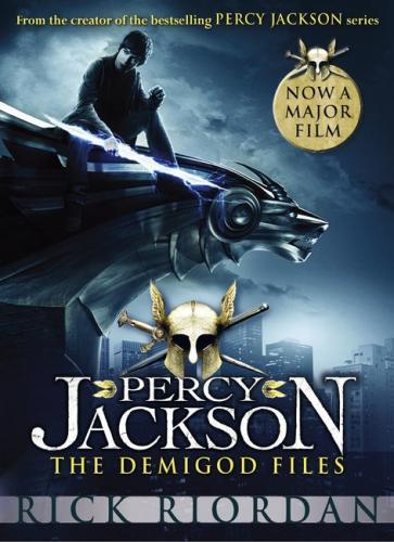 Percy Jackson: The Demigod files (Film Tie-in) - Rick Riordan