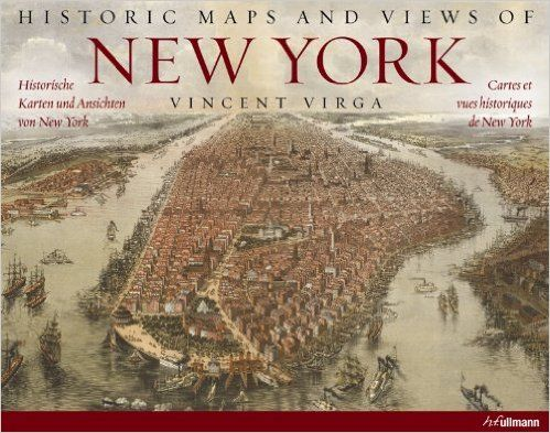 Historic Maps And Views Of New York, Hannah Schweizer