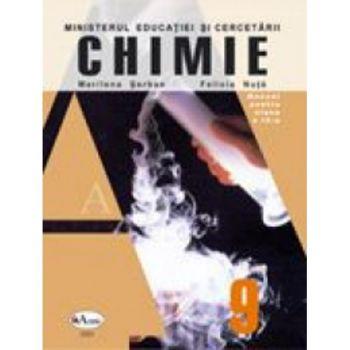 Chimie -clasa a IX-a - Serban Marilena