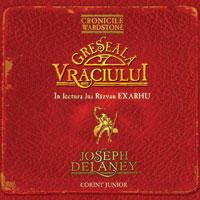 GRESEALA VRACIULUI - CD .