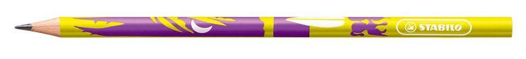 zzCreion grafit Stabilo Beach,HB,galben