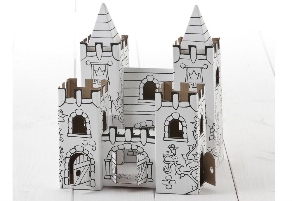 Set creativ, Castelul rozelor