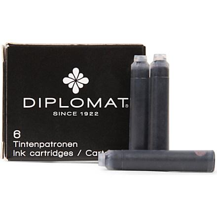 zzPatroane cerneala 6 bucati / set, negru