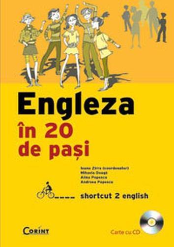 ENGLEZA IN 20 DE PASI (CD INCLUS)