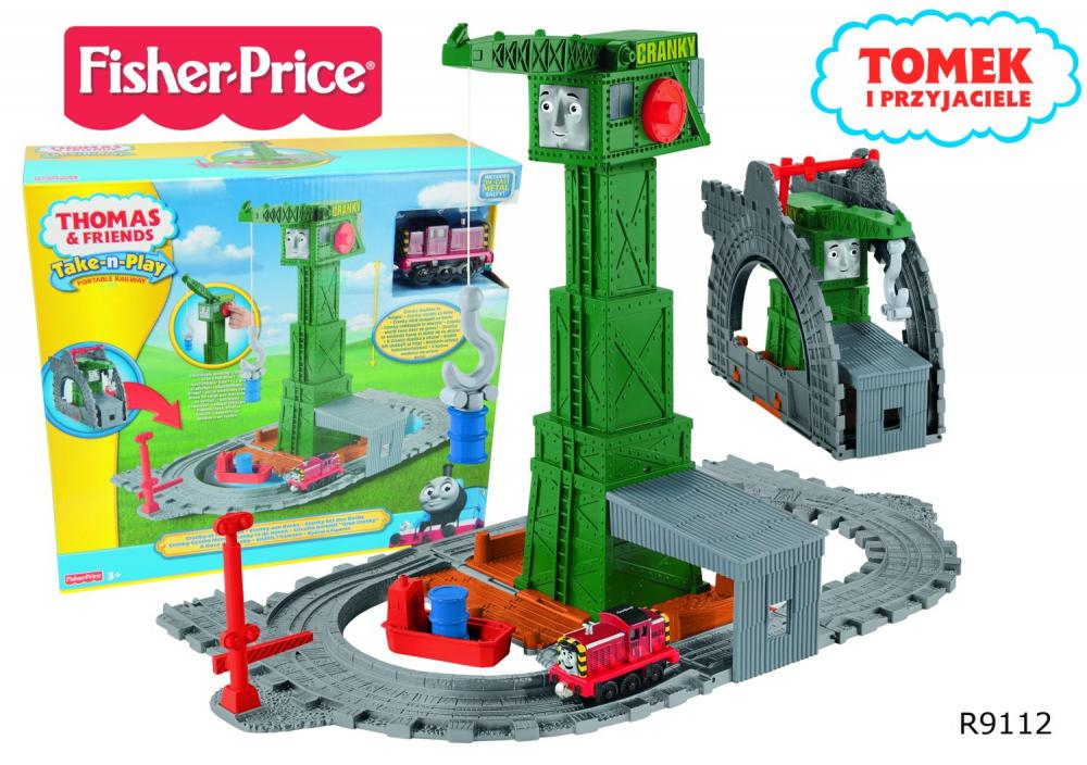 Set Cranky Thomas ta ke-n-play
