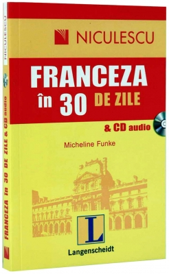 FRANCEZA IN 30 ZILE + CD