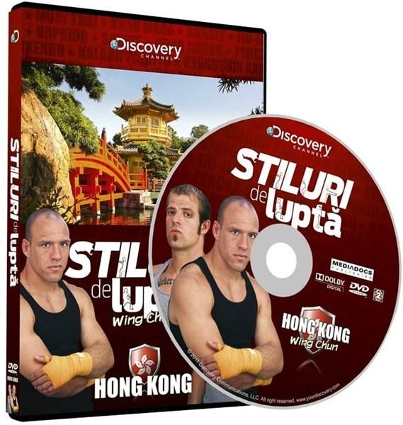 STILURI DE LUPTA - HONG KONG, WING CHUN