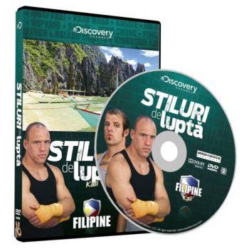 STILURI DE LUPTA - FILIPINE, KALI