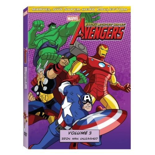 THE AVENGERS: EARTH'S MIGHTIEST HEROES VOL.3-AVENGERS: CEI MAI TARI EROI AI PAMANTULUI VOL. 3
