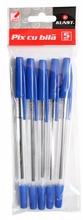 Pix Kunst,corp transparent,albastru,5b/s