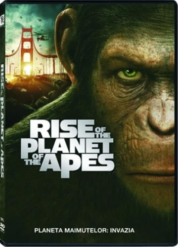 PLANETA MAIMUTELOR : INVAZIA - RISE OF THE PLANET OF THE APES