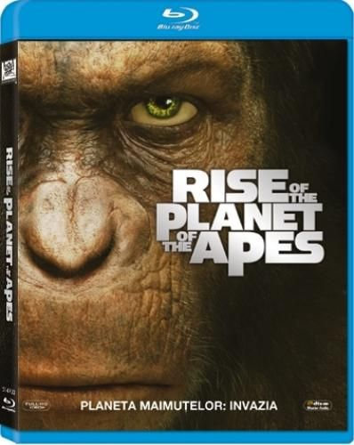 PLANETA MAIMUTELOR : INVAZIA (BR) - RISE OF THE PLANET OF THE APES (BR)