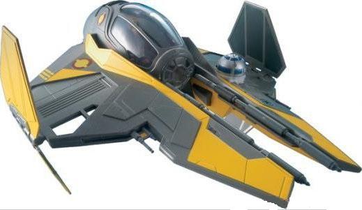 Anakin's Jedi Starfighter, 21 pcs.