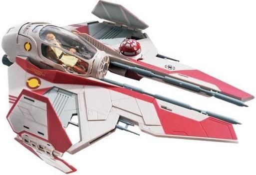 Jedi Starfighter, 21 pcs.