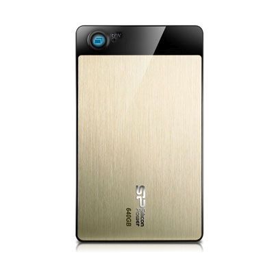 HDD extern Silicon Power A50 640GB gold