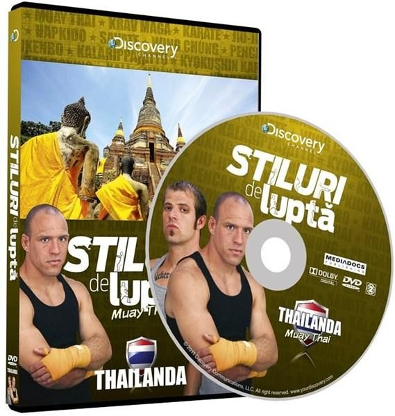 STILURI DE LUPTA - THAILANDA, MUAY THAI