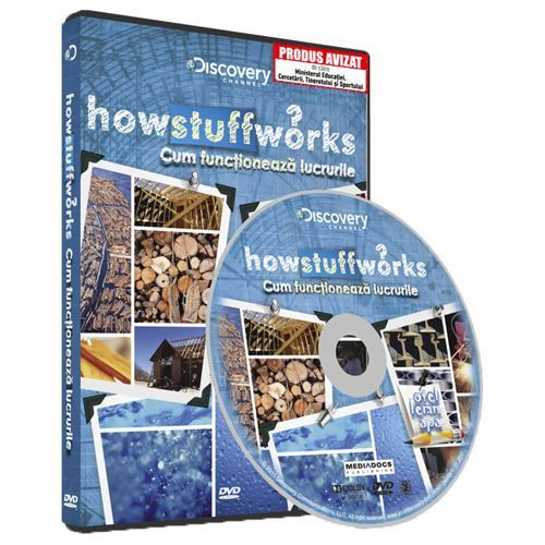 HOW STUFF WORKS DVD 1