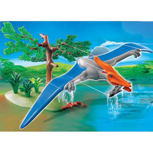 zzPterandon ( dinozaurul zburator)