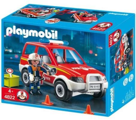 Masina pompierului sef .