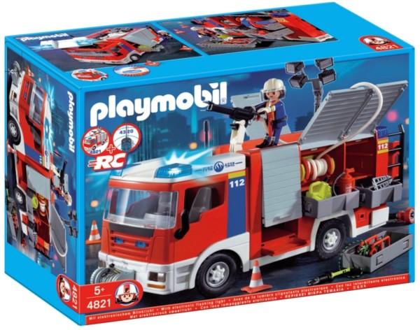 Masina pompierilor .