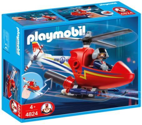 Elicopterul pompierilor .