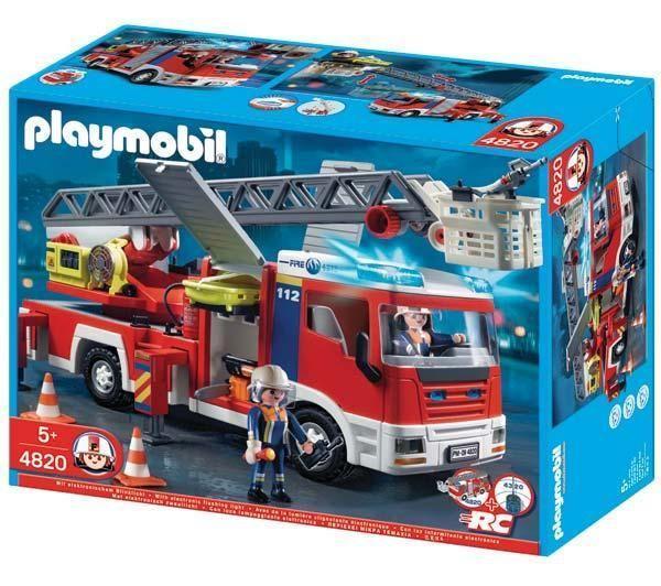 Masina de pompieri cu s cara