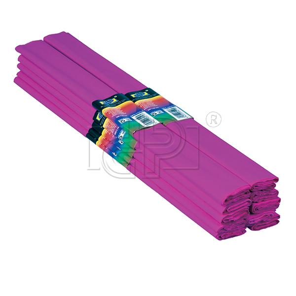 Hartie creponata,50x200cm,violet,DP