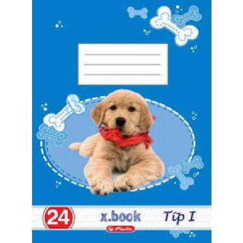 Caiet tip I,A5,24 file,Pretty Pets