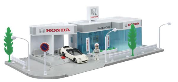 TOMICA Garaj Honda cu masina
