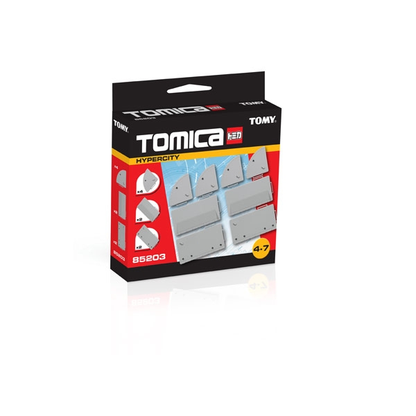 TOMICA Set pavare drum