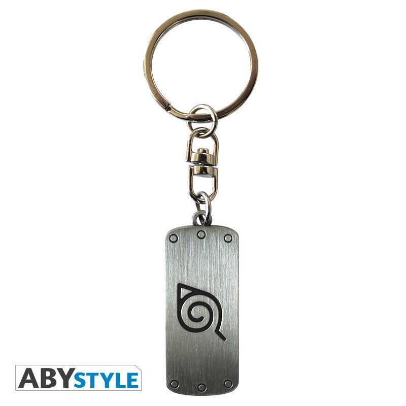 Breloc Naruto Shippunden: Konoha Symbol - ABY Style