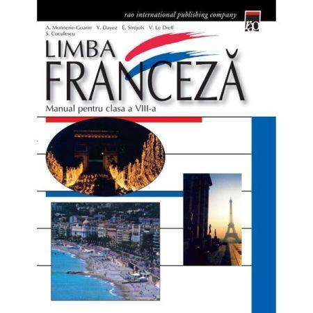 Franceza-Cl.8-L2-Cocule Scu, Radi, Steluta Coculescu