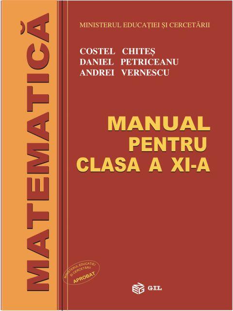 Matematica manual clasa a XI-a