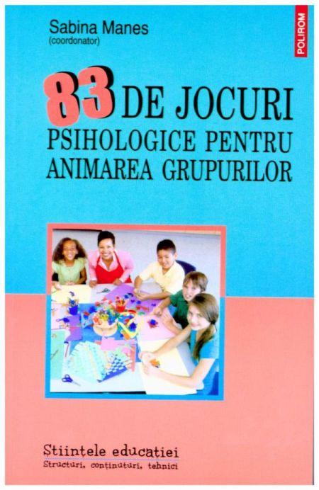 83 DE JOCURI PSIHOLOGICE...