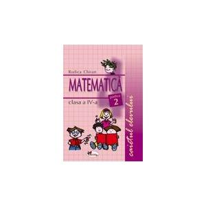 Matematica ,  Caiet Sem. 2 Chiran IV, ***