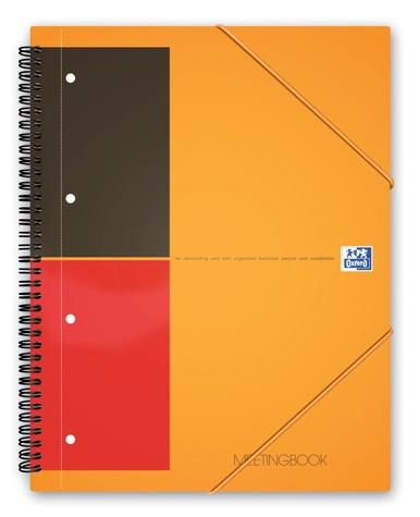 Caiet Oxford MEETING BOOK,A4,80coli,dict