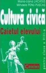 CULTURA CIVICA CAIET CLASA 8 - LACATUS