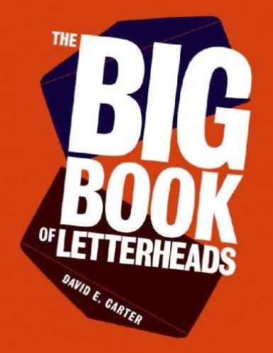 The big book of letterh eads - Erin Carter