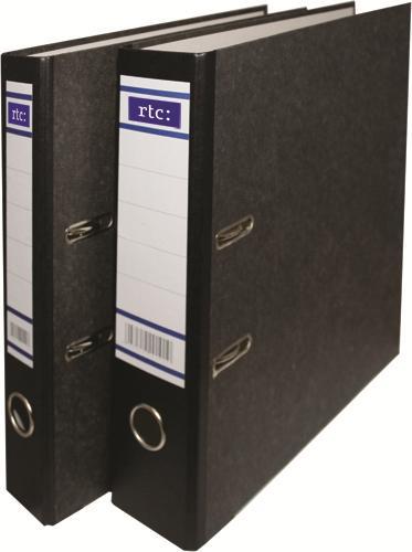Biblioraft Super RTC , marmorat, A4, 50mm