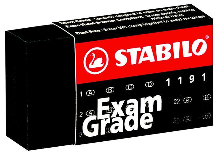 Radiera Stabilo ExamGrade 1191