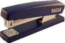 zzCapsator EAGLE 4001 albastru, capse 24/6